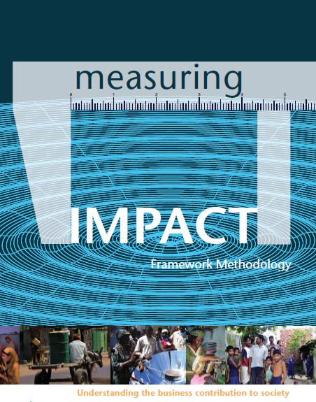 Measuring Impact: Framework Methodology