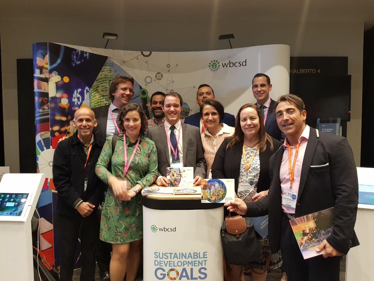 Empresarios líderes de América Latina promueven estrategias de negocios para un desarrollo sostenible