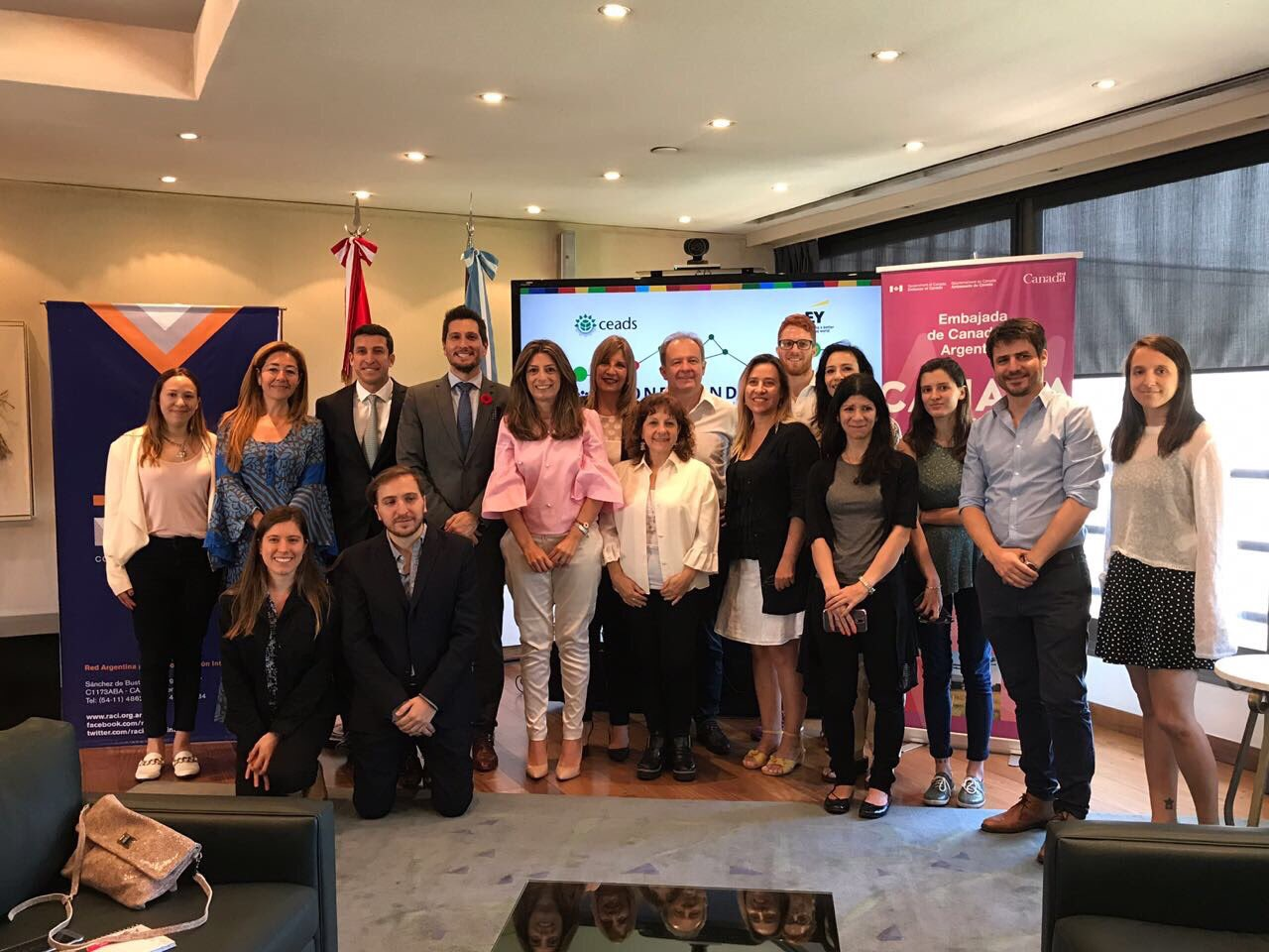 Conectando a las empresas y ONGs con los ODS