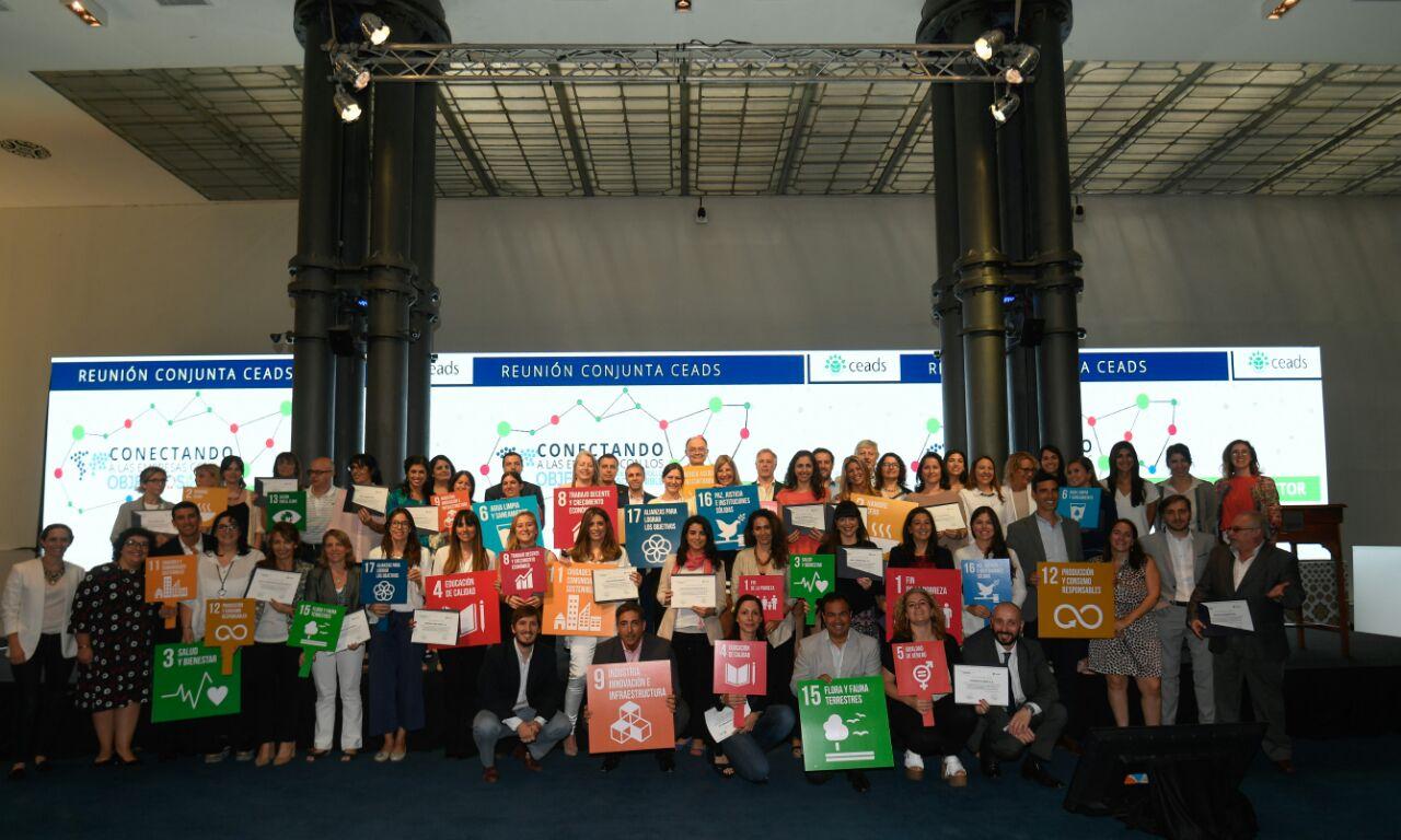 Conectando a las empresas con los ODS