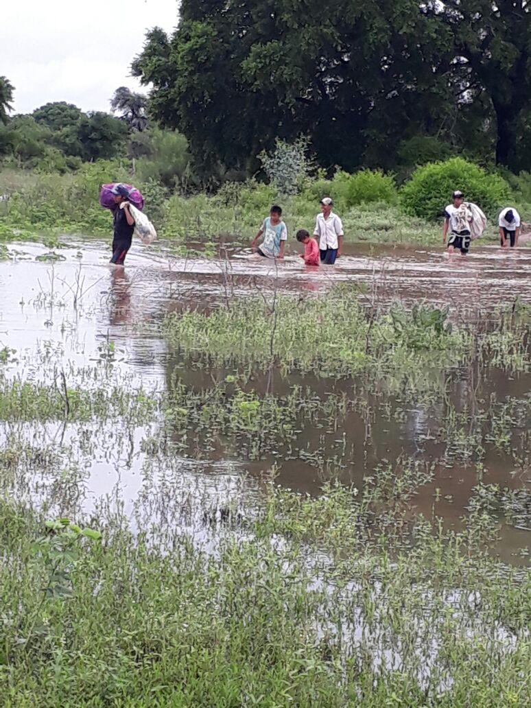 Respuesta del sector empresario ante situaciones de desastre: inundaciones en el norte argentino