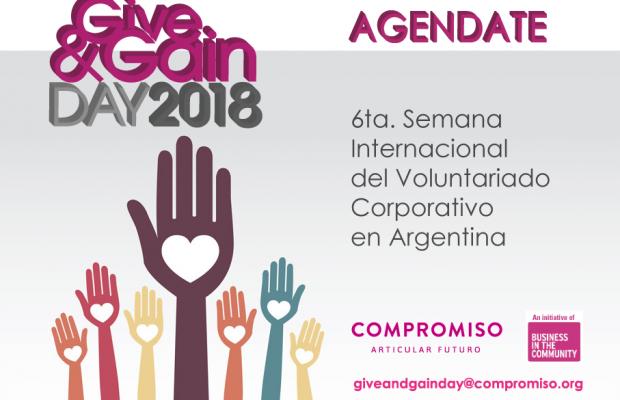CEADS se suma como apoyo institucional de Give & Gain 2018