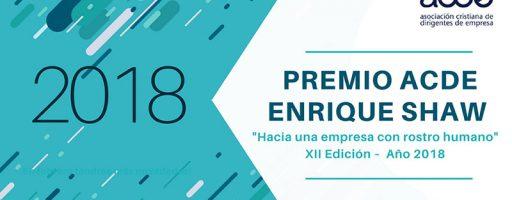 Con 52 proyectos presentados, cerró la inscripción a la XII edición del Premio ACDE Enrique Shaw