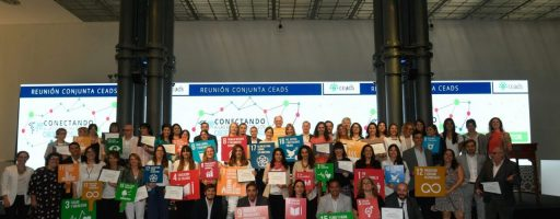 ODS: ¿Cómo medir el progreso de la contribución de las empresas? Taller de Indicadores ODS