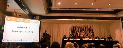 CEADS y sus empresas participaron de la Semana del Clima de América Latina y el Caribe 2018