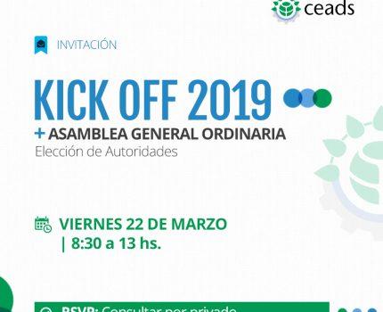 Kick off 2019