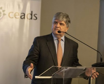 Miguel Gutierrez es el nuevo presidente del CEADS