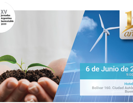 XV Jornadas «Industria y Desarrollo Sustentable»