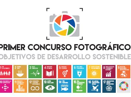 Primer concurso fotográfico sobre ODS