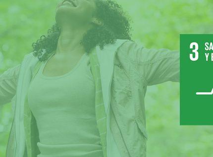 #ODS 3: Salud y bienestar