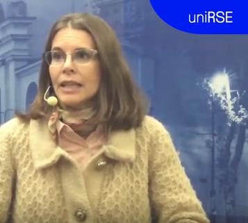 Ana Muro en UniRSE TV