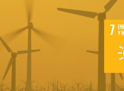 #ODS 7: Energía asequible y no contaminante