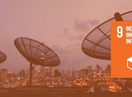 #ODS 9: Industria, Innovación e Infraestructura