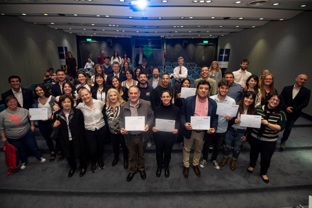 CEADS acompañó el cierre del programa «Emprendedores Sociales» de Fundación Naturgy