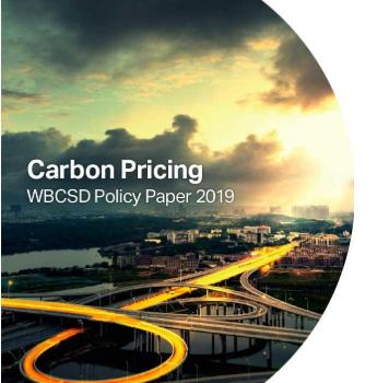 Un llamado a la acción sobre el precio del carbono