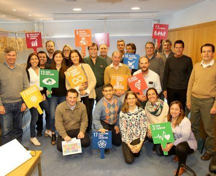 Capacitaciones en sustentabilidad y cambio cultural