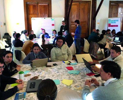 CEADS participa del equipo argentino de la Comunidad de Práctica sobre Involucramiento del Sector Privado en los Procesos de Política Climática