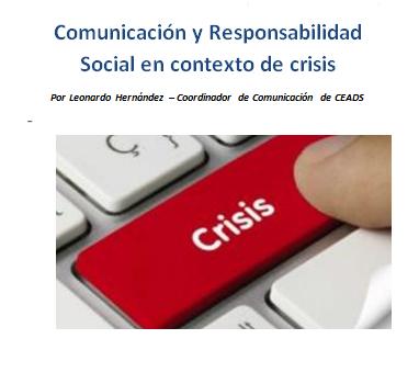 Comunicación y Responsabilidad Social en contexto de crisis