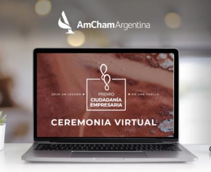 Premio Ciudadanía Empresaria AmCham Argentina