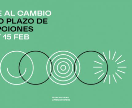 Premios Latinoamérica Verde, renovados en la edición 2021