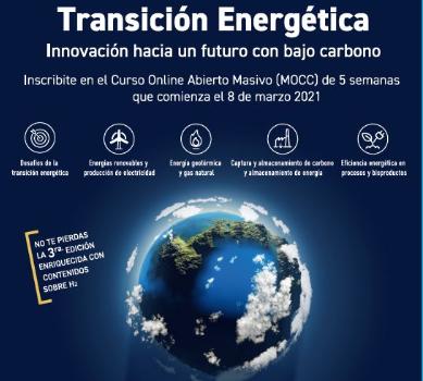 TOTAL: Transición energética