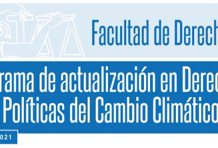 #RecomendaciónCEADS Programa de actualización en Derecho y Políticas del Cambio Climático de la Facultad de Derecho de la Universidad de Buenos Aires