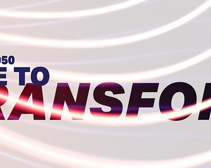 VISIÓN 2050: «Es hora de transformación»