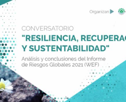 Informe de Riesgos Globales: Los problemas que vienen necesitan respuestas sustentables y regenerativas