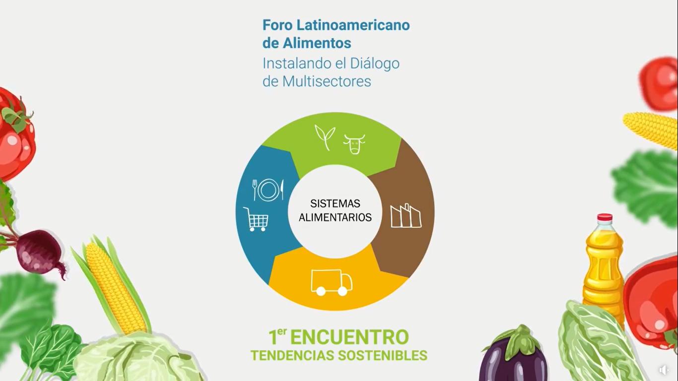 Sistemas Alimentarios: Oportunidades para el desarrollo sostenible en LATAM. #AuspicioCEADS