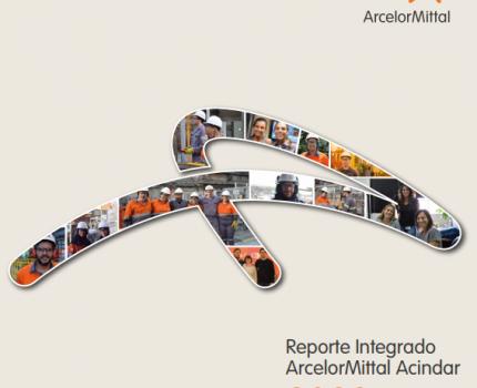 Lanzamiento del Reporte integrado 2020 de ArcelorMittal Acindar