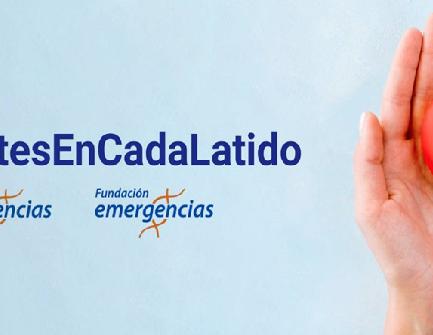 En el #MesDelCorazón, CEADS se suma a Emergencias en su Campaña sobre Hábitos saludables y primeros auxilios