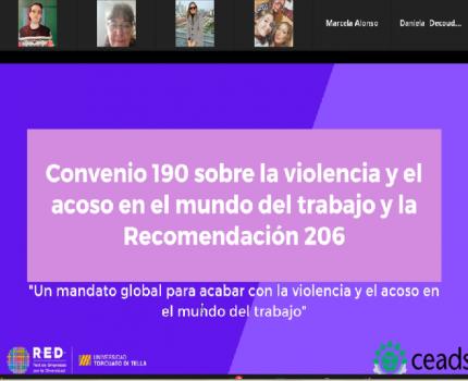 Acoso y Violencia en el Trabajo: responsabilidades de Gestión del Sector Privado